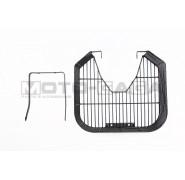 Honda Cub C50/C70/C90 Metal Legshield Luggage Basket
