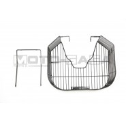 Honda Cub C100 Metal Legshield Luggage Basket