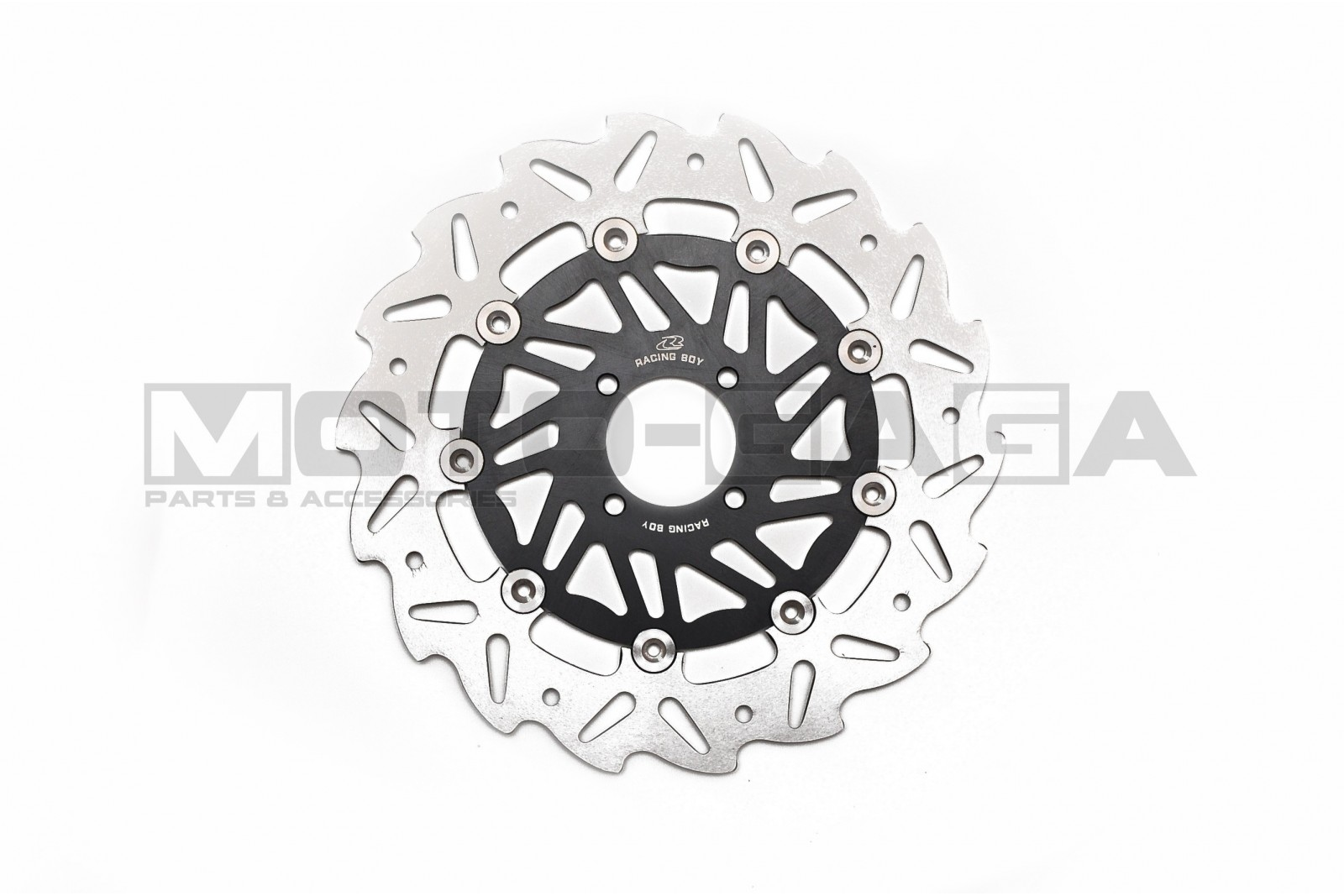 Racing Boy 300mm Stainless Steel Floating Front Brake Disc