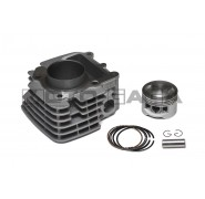 Espada Racing 56mm (133cc) Big Bore Cylinder Kit - Yamaha T110