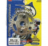 Espada Racing Adjustable Camshaft Timing Gear -  Yamaha T110
