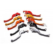 Racing Boy Brake/Clutch Levers V4 - Suzuki Raider 150 / FX125