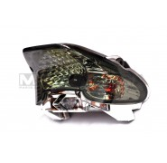 Yamaha Z 125 Clear Crystal Tail Light Assembly